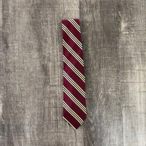 Men's Brooks Brothers size Extra-Long Maroon Tie